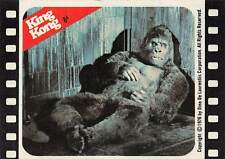 1976 Topps King Kong Sticker #8A > Vintage
