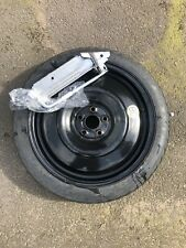 """TOYOTA PRIUS 2010-2020 17"""" SPACE SAVER SPARE WHEEL & TYRE JACK AND WHEEL SPANNER"""