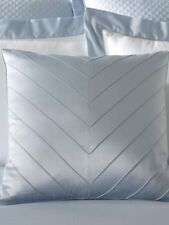Ralph Lauren Ella Silk Deco Pillow Sapphire Blue Langdon $185