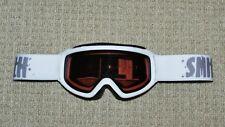 Smith Optics Small-Medium Fit Winter Goggle, White, Unisex