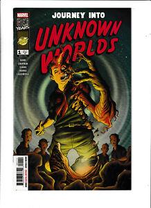 Jounrey Into Unknown Worlds #1 NM- 9.2 Marvel Comics 2019