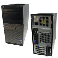 Dell OPTIPLEX 3010 Mini Tower PC Intel i3-3245 CPU 8GB RAM 250GB 3,5 Zoll HDD DV