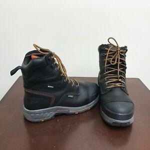 "Men's Timberland Pro Endurance HD 8"" w/ Internal Met Guard Work Boots. Size 7.5."