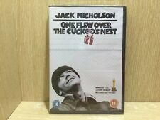 One Flew Over the Cuckoo's Nest DVD New & Sealed