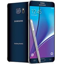 Unlocked T-Mobile Samsung Galaxy Note 5 N920R6 32GB Black AT&T GSM READ