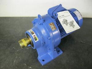 Sumitomo SM-Cyclo 6000 In-Line Gearmotor CNHM08-6120YC-35 3/4 HP 50 RPM 230/460V