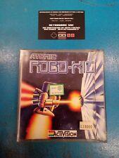ATOMIC ROBO KID COMMODORE 64 floppy