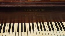 Steinway and sons grand  piano model A.