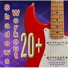 SHADOWS WORKOUT 20+   NEW BACKING TRACK CD BY Ian McCutcheon