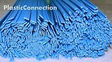 L'HDPE plastica di saldatura BACCHETTE inalazione MIX BLU 4pz. Automotive, industrie dell' acqua