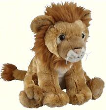 Ravensden Plush Lion Sitting 25cm - Fr005li Soft Teddy Cuddly Bear Tiger Safari