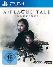 A Plague Tale Innovation PS4 New+Boxed