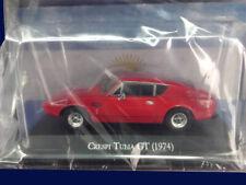 CRESPI TULIA GT (1974) Unforgettable Cars # 98 Diecast SALVAT ARGENTINA