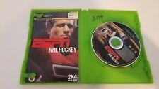 ESPN NHL Hockey (Microsoft Xbox, 2003) Original Xbox