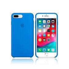 Funda Apple Silicone case para iPhone 7 Plus/8 Plus MRFX2ZM/A Royal Blue