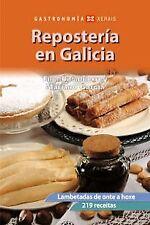 Repostería en Galicia. NUEVO. Nacional URGENTE/Internac. económico. GASTRONOMIA