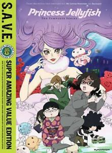 PRINCESS JELLYFISH: THE COMPLETE SERIES NEW DVD