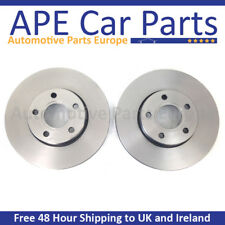 VW Passat Estate 1.9 TDi 2.8 V6 4motion 01|00-05|05 Plain Rear Brake Discs