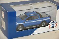 Alarme 16 - Ford RANGER DOUBLE CABINE 2016 GENDARMERIE 4 portes PICK UP 1/43