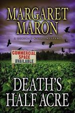 NEW - Death's Half Acre by Maron, Margaret