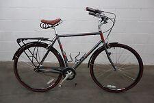 "NIRVE ""BROOKHURST"" CUSTOM MEN'S BICYCLE BIKE - INTERNAL SHIMANO 7 SPEED - LOADED"