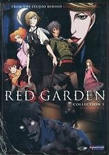 Red Garden - Season 1 Part 1 (DVD, 2008, 2-Disc Set)