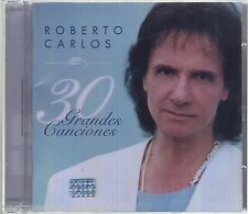 SEALED - Roberto Carlos CD NEW 30 Grandes Canciones 2 Disc Set BRAND NEW