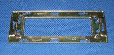 Support LEGRAND Mosaic  6 modules / 3 postes ref 748 06