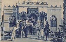 """Tarjeta Postal. Alicante. Nº 28. Balneario Alhambra. Papelería """"MARIMÓN""""."""