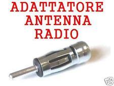 ADATTATORE ANTENNA RADIO AUTORADIO ISO MASCHIO DIN  08523