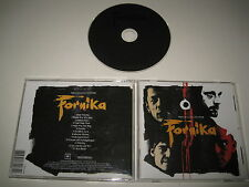 DIE FANTASTIQUE QUATRE/FORNIKA(SONY&BMG 88697070962) CD ALBUM