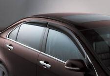 Deflectores de Viento Delanteros + Trasero 4 Pcs. Honda Accord CL7 CL9 CN1 Año