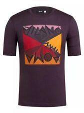Rapha Limited Edition Milano-Roma Merino T-Shirt Black/Black BNWT Size M