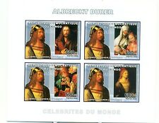 A. DURER - CONGO 2006 set imperforated