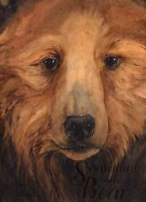 Something about a Bear by Jackie Morris and Quarto Generic Staff (2014,...