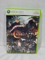 Lost Planet 2 (Microsoft Xbox 360, 2010) Complete Tested