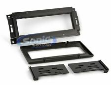 Scosche CR1288B Single DIN Install Kit for Select 2006-Up Chrysler/Dodge/Jeep