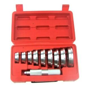 HFS(R) Bearing Race And Seal Driver Set - 10 Piece And Case
