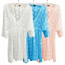 Blouse Lace V Neck Unbranded Tops & Shirts for Women