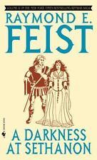 A Darkness at Sethanon (The Riftwar Saga, Vol. 4), Raymond Feist, 0553263285, Bo