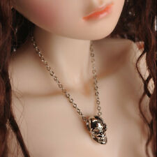 DOLLMORE BJD ACCESSORY NEW All Size - Skele Mini Necklace (Silver)