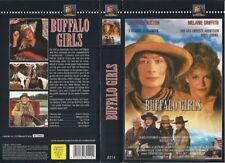(VHS) Buffalo Girls - Anjelica Huston, Melanie Griffith, Jack Palance