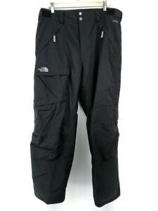 THE NORTH FACE Freedom Shell Pants Waterproof Hyvent Snow Ski  Black Men's Large