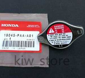 OEM Cooling Radiator Cap for RLX MDX ILX Accord TSX Civic Odyssey CR-V Ridgeline