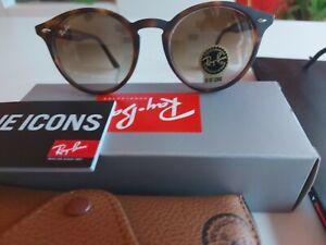 Ray-Ban  2180 Tortuga Sunglasses