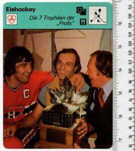 GUY LAFLEUR 1978 Sportscaster #38-07 GERMAN VERSION