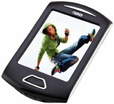 Naxa Nmv-179 4 Gb Silver Flash Portable Media Player - Audio Player, Photo