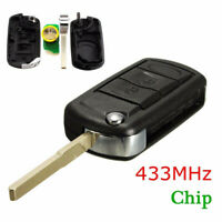 433MHz Chip 3 Button Remote Key Fob For RANGE ROVER Sport Land Rover Discovery 3