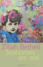 New, Seahorses are Real, Zillah Bethell, Book
