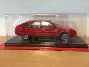 CITROËN BX 16 TRS 1983 - 1/24 Hachette Collection Deluxe Auto Vintage